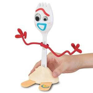 Sprechender Forky, Göffel, ca. 23 cm Toy Story 4 Spielzeug Figur