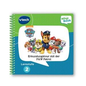 VTech - MagiBook: Erkundungstour mit der Paw Patrol (Lernstufe 2)