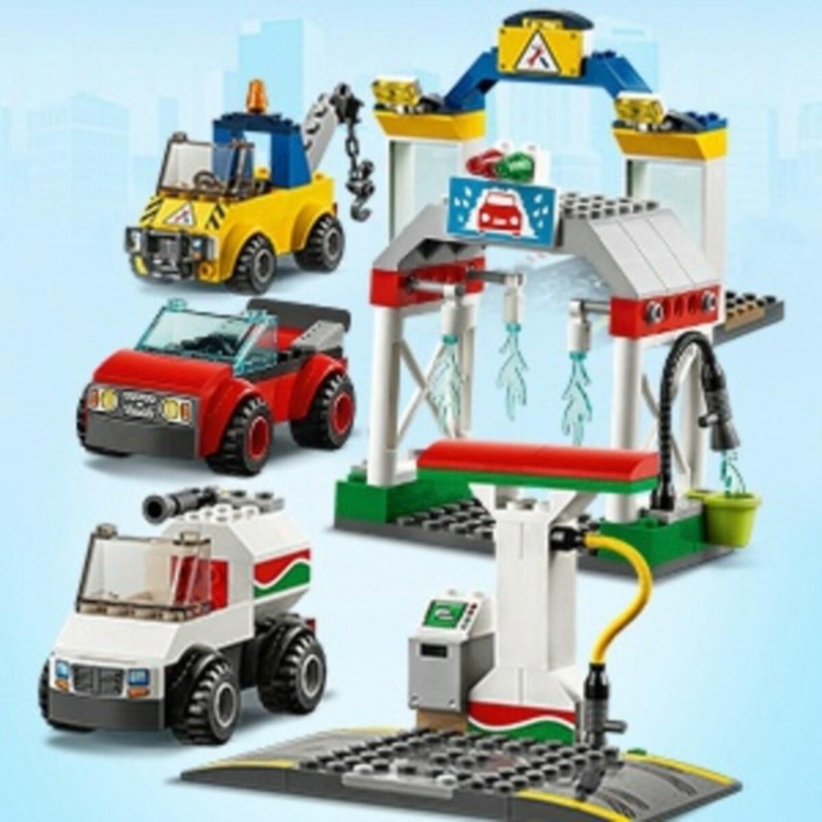 Bild 3 von LEGO City - 60232 Autowerkstatt