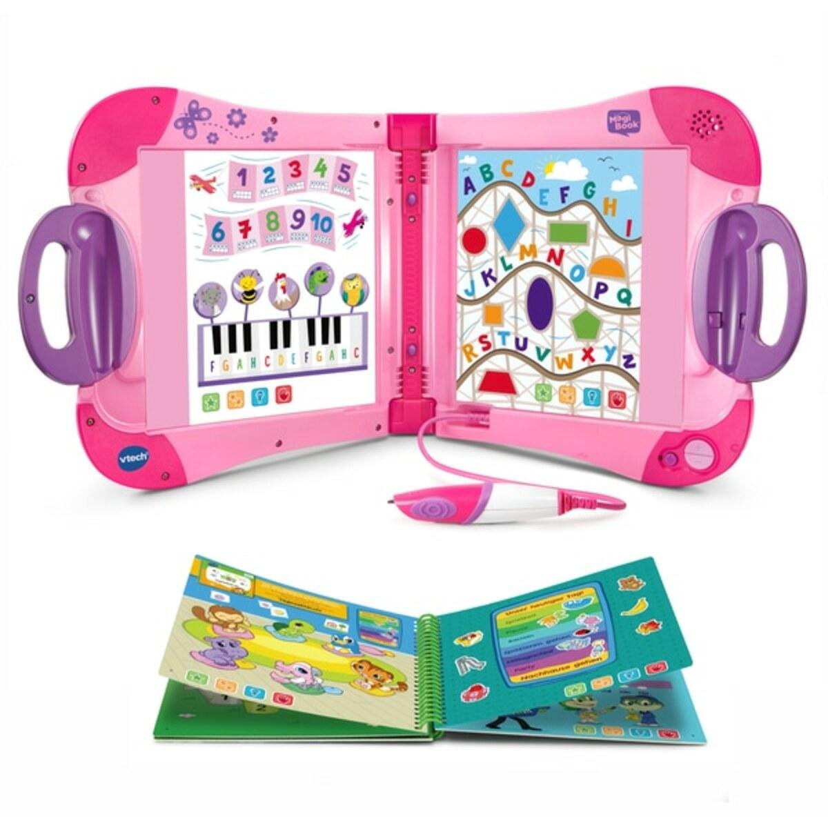 Bild 4 von VTech - MagiBook, pink