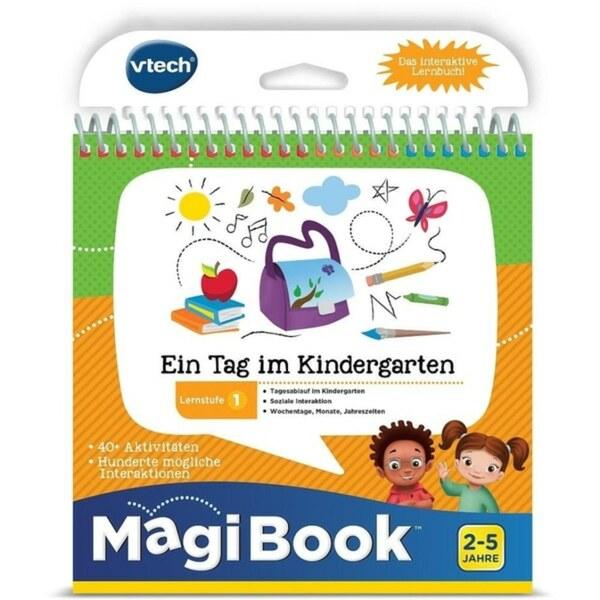 VTech - MagiBook: Ein Tag im Kindergarten (Lernstufe 1)