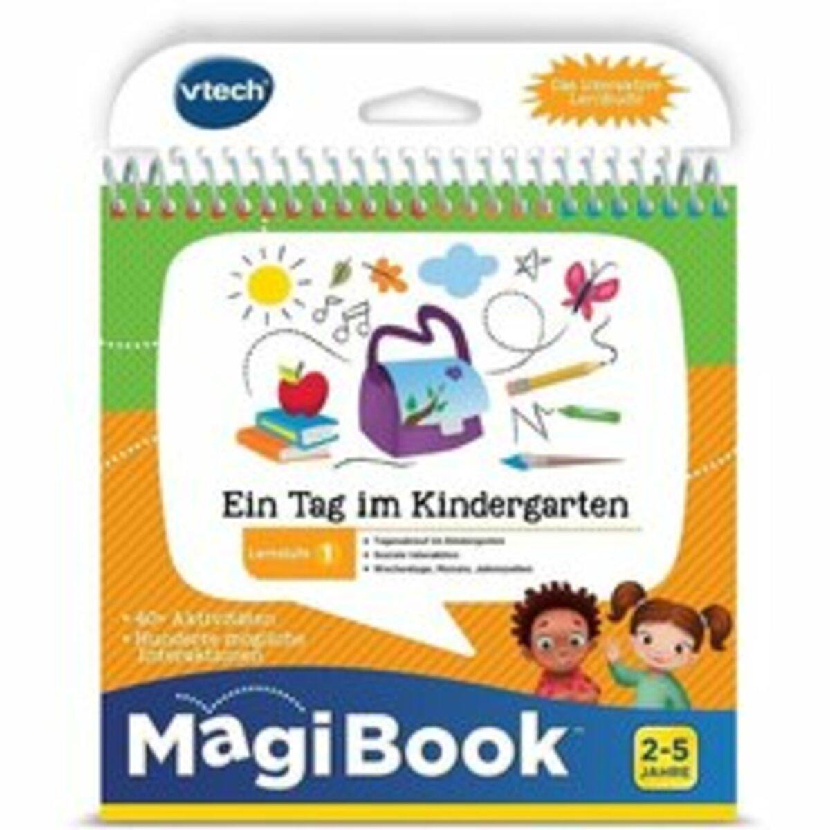 Bild 3 von VTech - MagiBook: Ein Tag im Kindergarten (Lernstufe 1)