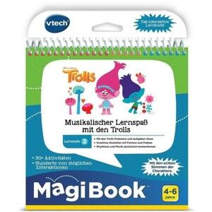 VTech - MagiBook: Musikalischer Lernspaß mit den Trolls (Lernstufe 2)