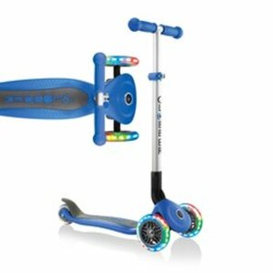 GLOBBER Tri-Scooter Primo Lights, blau