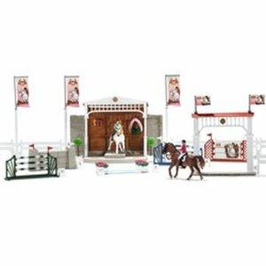 Schleich - 42338 Großes Reitturnier mit Reiterinnen und Pferden