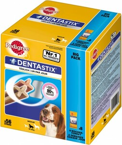 Pedigree Denta Stix Daily Oral Care MP für kleine Hunde ,  Inhalt: 440 g