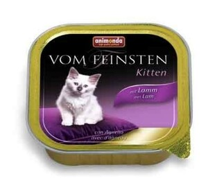 Animonda vom Feinsten Kitten Lamm ,  Inhalt: 100 g