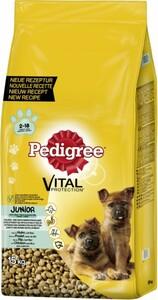 Pedigree Hundetrockenfutter Junior Maxi mit Huhn und Reis 15 kg ,  15 kg