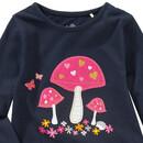 Bild 3 von Mädchen Langarmshirt mit Puppenshirt