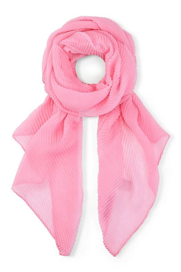 Plissee-Schal von Codello in rosa für Damen