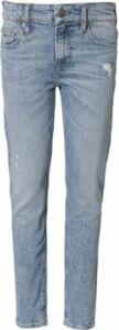 Jeans SCANTON Slim Fit hellblau Gr. 128 Jungen Kinder