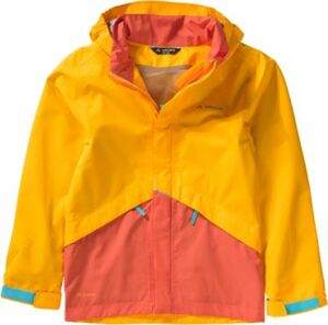 Kinder Outdoorjacke ESCAPE LIGHT III gelb Gr. 158/164