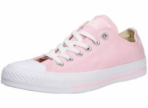 Converse Leinenschuh ALL STAR OX Sneakers Low rosa Gr. 36