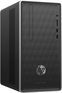 HP Pavilion 590-p0380ng (6PV08EA) Desktop PC ash silver