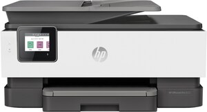 HP OfficeJet Pro 8022 AiO Multifunktionsgerät Tinte basalt