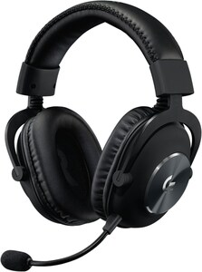 Logitech Pro X Gaming Headset Gaming Headset schwarz