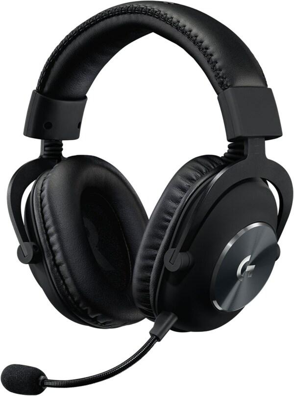 Logitech Pro X Gaming Headset Gaming Headset schwarz