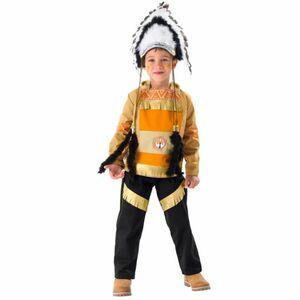 Kostüm Indianer, 2-teilig