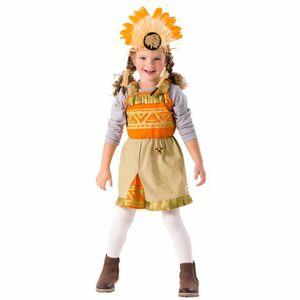 Kostüm Indianerin