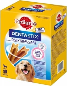 Pedigree Denta Stix Daily Oral Care MP für große Hunde ,  Inhalt: 1080 g