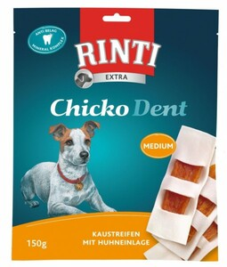 Rinti Hundesnacks Ente, 150 g Chicko Dent Medium ,  150 g