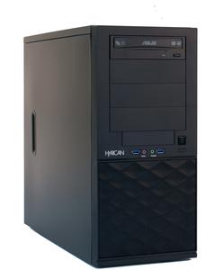 Hyrican Pro CTS00611 Business-PC [i7-9700K / 16GB RAM / 500GB m.2 SSD / Quadro P2000 / Intel Z390 / Win10 Pro]