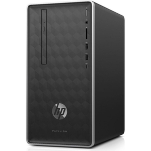 HP Pavilion Desktop 590-p0536ng AMD Ryzen5 2400G, 16GB RAM, 256GB SSD+1TB HDD, AMD Graphics, Win10
