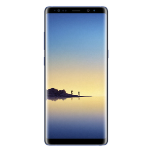 "Samsung Galaxy Note 8 64GB Deep Sea Blue [16,05cm (6,3"") Quad HD+, Android 9.0 (via Update), Octa-Core, 12MP]"
