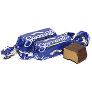 "Fondant-Konfekt ""Sorrento"" im kakaohaltiger Fettglasur (20%)"