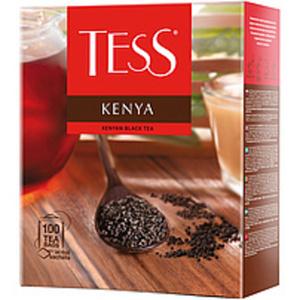 "Schwarzer Tee ""Tess Kenya"", in Teebeuteln"