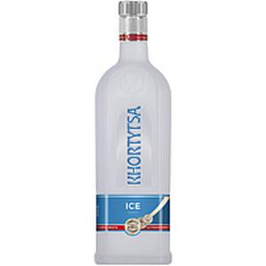 """Vodka """"Khortytsa Ice"""" 40% vol."""