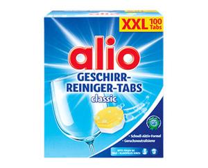 alio XXL-Geschirr-Reiniger-Tabs classic