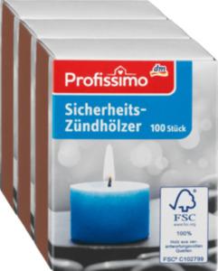 Profissimo Zündhölzer (3er Pck.)