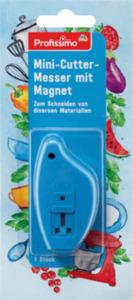 Profissimo Mini-Cutter-Messer mit Magnet