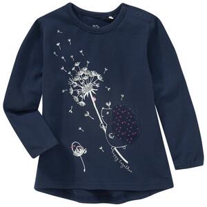 Baby Langarmshirt mit Igel-Print
