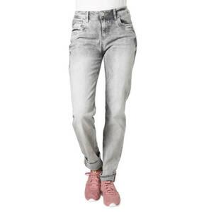 """Blue Fire             Jeans """"Nancy"""", Slim Fit, Blumenmuster"""