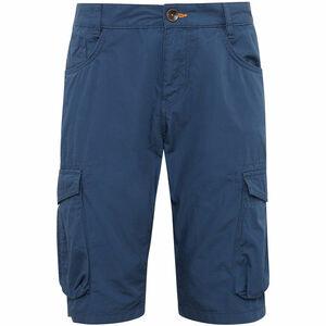 Tom Tailor Cargo-Shorts, unifarben, Taschen