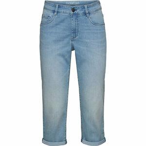 Peckott Damen Jeans, 7/8 Länge, bleached