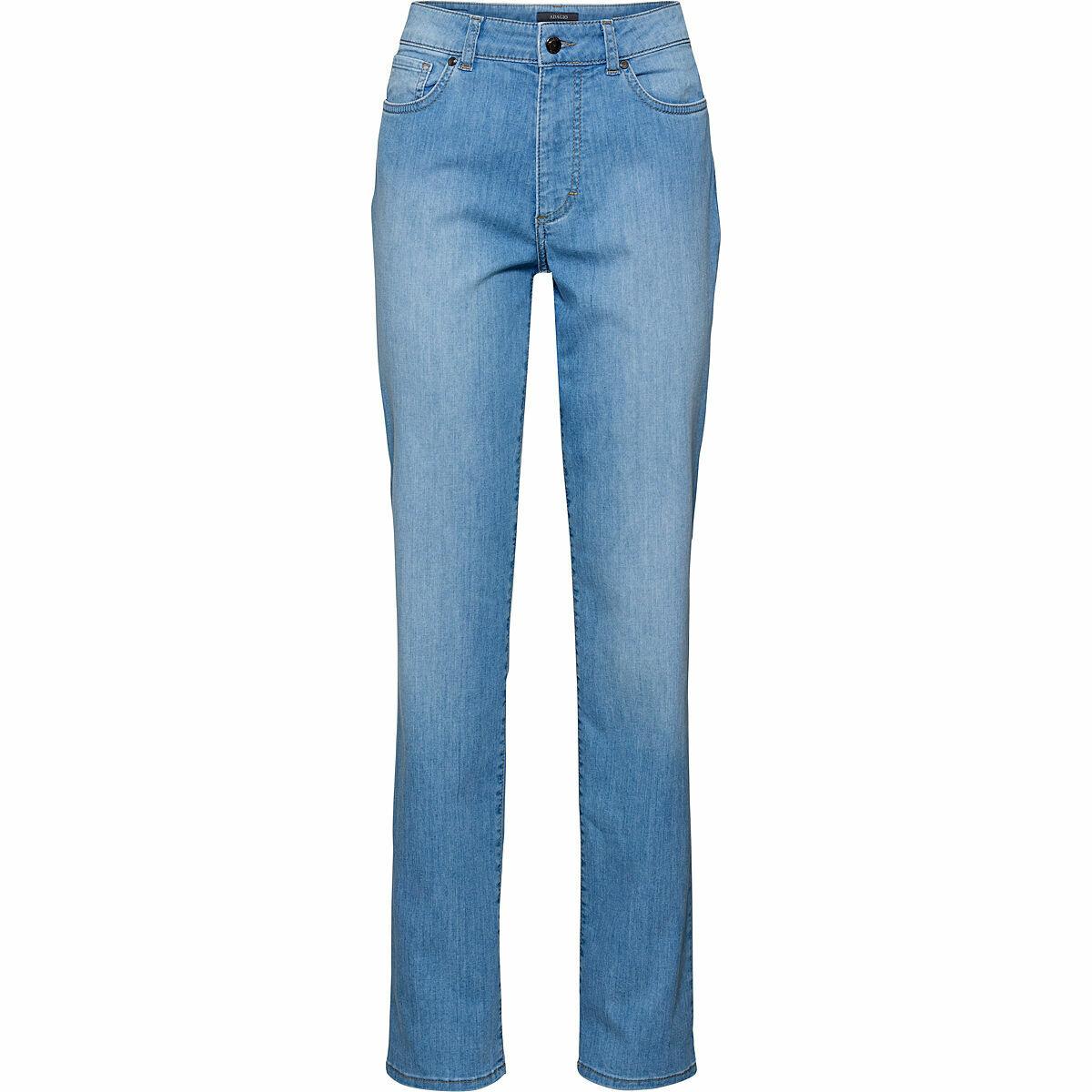 Bild 1 von Adagio Damen Jeans Straight Fit