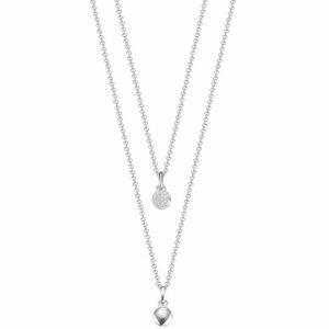 """Esprit Damen Doppel-Kette """"ESNL93416A"""", 925er Silber"""