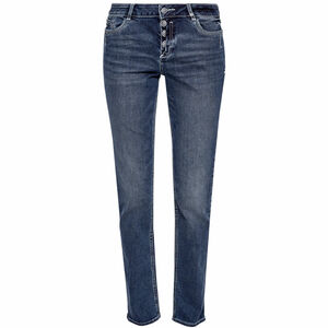 S.Oliver Jeans, Smart Straight Fit, Waschung, Knopfleiste