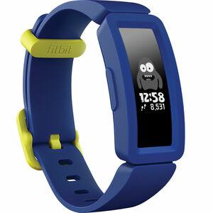 fitbit Aktivitätstracker Ace 2, blau/gelb
