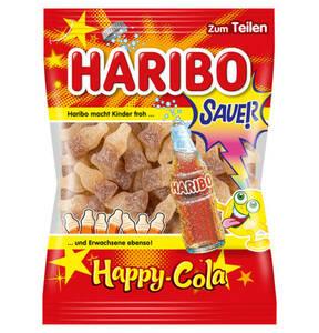 HARIBO             Happy Cola sauer,200g                 (5 Stück)