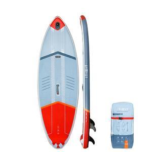 Surf SUP-Board aufblasbar Stand Up Paddle 500 / 8´ rot 135 l