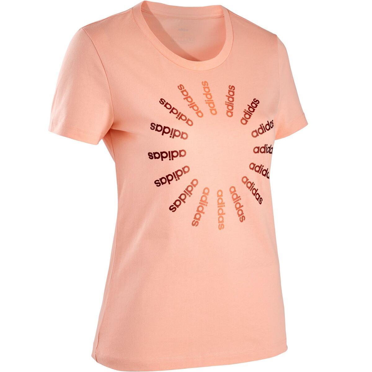 Bild 1 von T-Shirt Regular Damen rosa