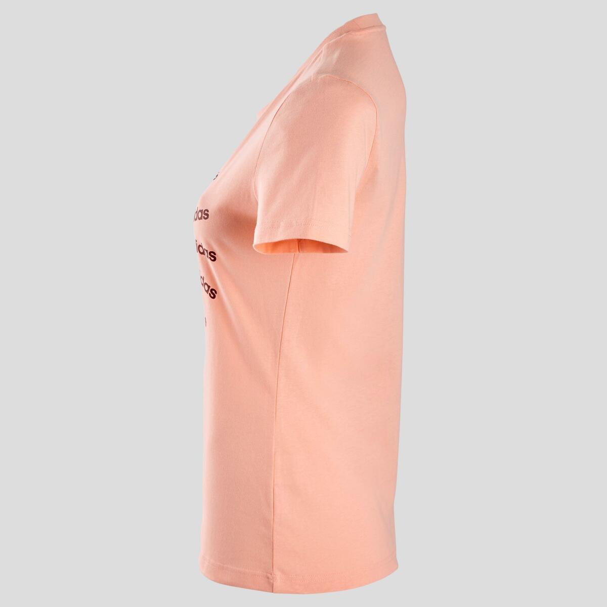 Bild 4 von T-Shirt Regular Damen rosa