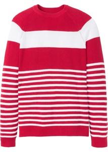 Pullover im Streifenmix