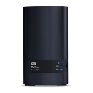 WD My Cloud EX2 Ultra NAS System 2-Bay 20TB (2x 10TB WD RED HDD)