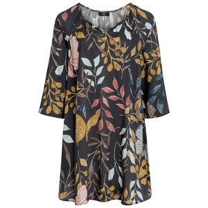 Damen Kleid mit Allover-Print