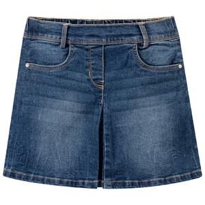 Mädchen Jeansrock in aktueller Waschung